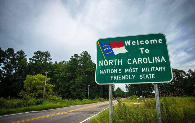 Welcome to NC - North Carolina
